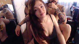 Camila Perez  nackt